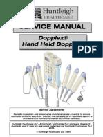 Hand Held Dopplers Service