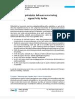 06 - Lectura - Los 10 Principios Del Nuevo Marketing