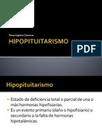 Hiper y Hipopituitarismo