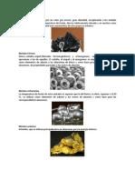Metales Soldadura y Equipo