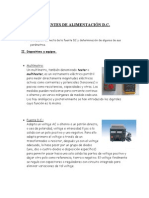 Informe Final Fuente Dc