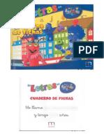 Cuaderno-Las Letras Con Los Lunnis