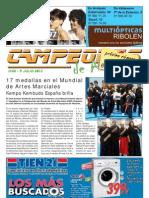 CAMPEONES de Aranjuez nº60 05-jul-13