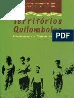 Revista Nuer - territórios quilombolas