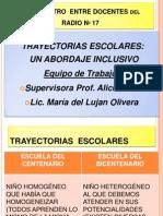 Trayectorias Educativas II