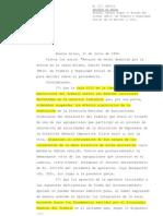 CSJN - MILANO - PELIGRO EN LA DEMORA - ANALISIS DE LOS HECHOS.pdf