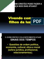 JOVENS CRISTÃOS FAZENDO A DIFERENÇA - atualizado