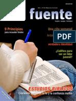 Revista La Fuente - Mayo 2012