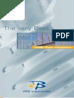 PPC Catálogo aislador soporte ANSI
