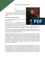 Biografia de Varignon