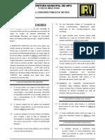 Edital - (Prova 28_10)