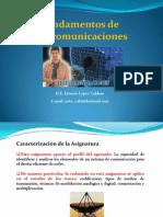 0 Fundamentos de Telecomunicaciones