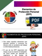 Elementos de Protección Personalprueba