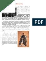 Confucio en Montevideo