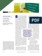 A modelagem cientfica dos fenomenos fsicos e o ensino de fsica