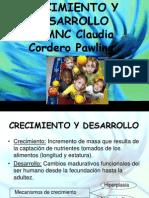 CrecimienTo y desarrollo pediatrico.ppt