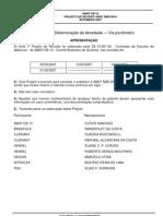 Adesivos e Selantes — Determinação da densidade — Via picnômetro-210907