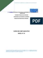 Modulo Del Curso de Chef III y IV Corregido (2)