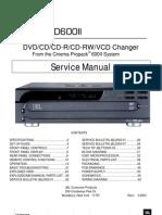Dvd600ii Sm