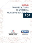 Nova Cartilha Municipal