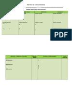 4 Modelos Matrices de Consistencia Educacion