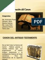 Capitulo 12- La Formacion Del Canon