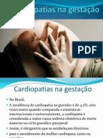 Cardiopatias Na Gestacao