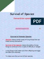 Survival of Species y5