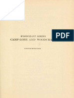 American Boys Handbook Camplore and Woodcraft