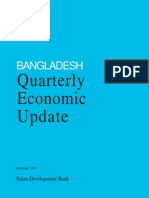 Bangladesh Quarterly Economic Update - December 2011