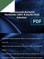 Spontaneous Bacterial Peritonitis (SBP) & Ascitic