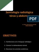 SEMIOLOGIA RADIOLOGICA LAMAR 27-05-2013 .pptx