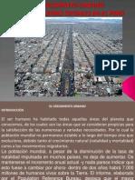 Exposicion Crecimiento Urbano