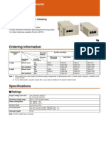 Csk Omron Counters sheet