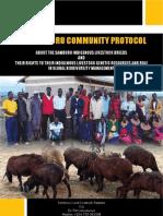 Kenya-Samburu Community Protocol