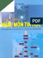 THCN.Giáo trình Nhập môn tin học - Tô Văn Nam