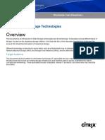Introduction Storage Technologies