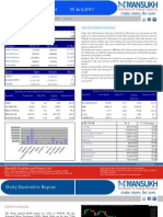 Derivative 05 July 2013  By Mansukh Investment and Trading Solution
