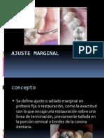 Ajuste Marginal