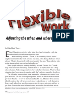 Flexible Work