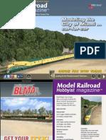 Model Railroad Hobbyist July, 2013