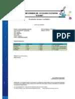 Analisis Clinicos Reportes