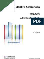 CP R75.40VS IdentityAwareness AdminGuide