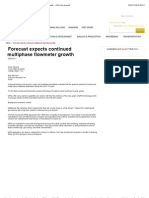 Forecast Expects Continued Multiphase Flowmeter Growth - Oil & Gas Journal
