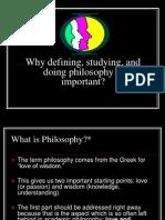 PHILOMA - Notes