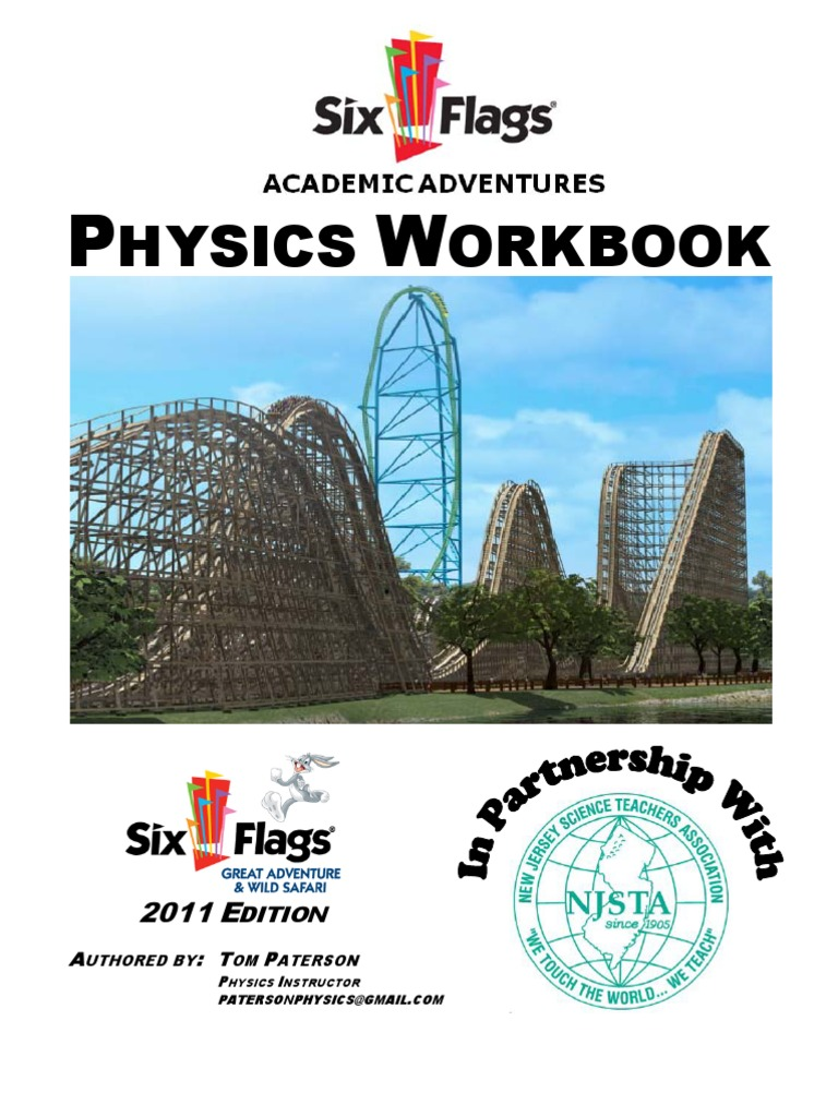 2011 Physics Wor Book | Force | Acceleration