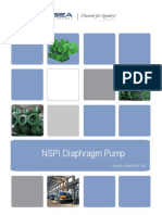 NSPI Diaphragm Pump