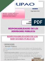 Responsabilidades de Los Servidores Publicos (1)