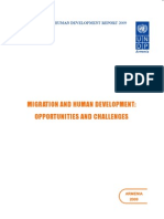Armenia 2009 NHDR Migration and Human Development