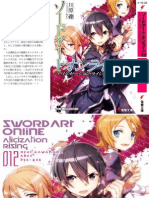 sword art online volume 12